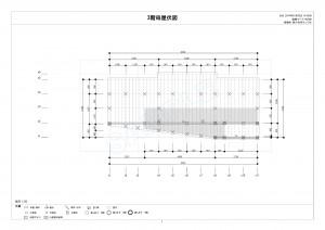 木造3階構造伏図sample05