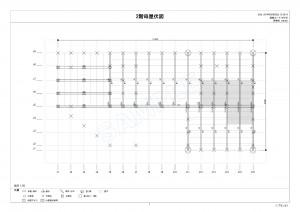 構造伏図sample